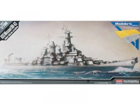 Корабль USS Missouri BB-63 Modeler's Edition