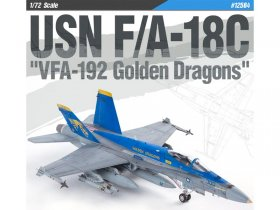 "Самолет USN F/A-18C ""VFA-192 Golden Dragons"""