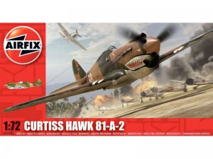 Curtiss Hawk 81-A-2 1:72