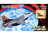 Easykit Самолет-истребитель F-16 Fighting Falcon