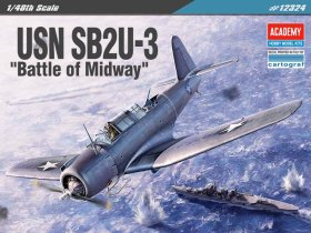"Самолет USN SB2U-3 ""Battle of Midway"""