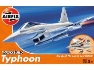 Airfix QUICK BUILD Eurofighter Typhoon -