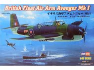 British Fleet Air Arm Avenger Mk 1