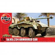 Sd.Kfz.234 German Armoured Car 1:76 - A01311