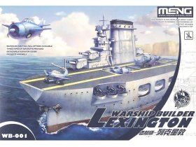 Игрушка Warship Builder Aircraft Carrier Lexington