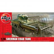 Sherman Crab Tank 1:76