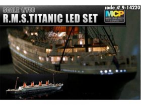 Корабль R.M.S. Titanic + LED set (MCP)