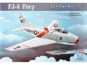 FJ-4 Fury Fighter