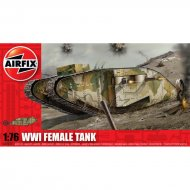 WWI Female Tank 1:76 - A02337