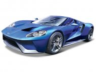 Машина Ford GT