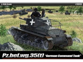 German Command Tank Pz.bef.wg.35(t)